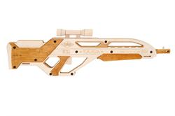 Сборная деревянная модель TARG 0046 INVADER - фото 10389