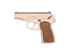 Сборная деревянная модель TARG 0077 PM-9mm - фото 10430
