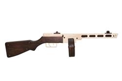 Сборная деревянная модель TARG 0084 ППШ-41 - фото 10443