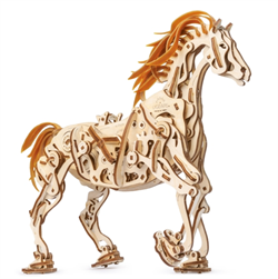 Сборная модель UGEARS Конь Механоид 70054 - фото 10470