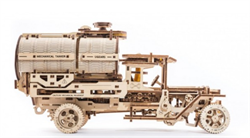 Сборная модель UGEARS Автоцистерна 70021 - фото 10503