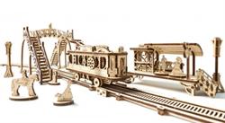 Сборная модель UGEARS Трамвайная линия 70028 - фото 10506