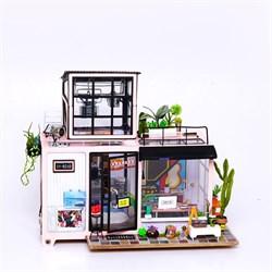 Румбокс DIY HOUSE DG13 Музыкальная студия - фото 11050