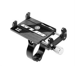 GUB G-81 вело держатель смартфона черный - фото 11142