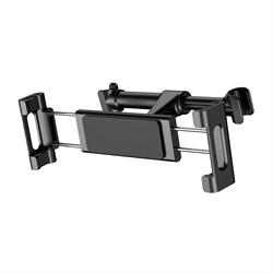 Держатель для планшета Baseus Back Seat Car Mount Holder черный (SUHZ-01) - фото 11711