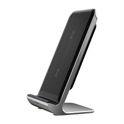 Беспроводная зарядка Baseus Vertical Desktop Wireless Charger (WXLS-01) - фото 11723