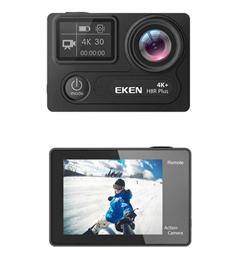 Экшн-камера EKEN H8R Plus черный - фото 11907