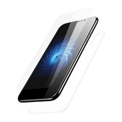 Комплект защитных стекол для iPhone X Baseus Glass Film Set 0.2 мм, 0.3 мм (SGAPIPHX-TZ02)