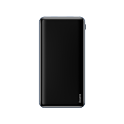 Внешний аккумулятор Baseus Simbo Smart Power Bank 10000 mAh (PPALL-QB01) - фото 12143