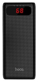 Внешний аккумулятор Hoco B20A-20000 mAh Mige черный - фото 12448