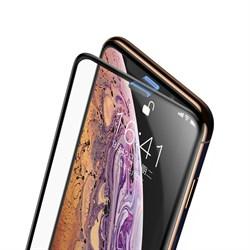 Защитное стекло для iPhone XS Max Baseus Cellular Dust Prevention 0.3 мм весь экран (SGAPIPH65-WA01) - фото 12888