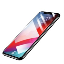 Защитное стекло для iPhone XR Baseus Glass Film Set 0.3 мм комплект на 2 стороны (SGAPIPH61-TZ01) - фото 12961