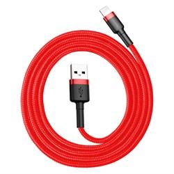 Кабель Baseus Cafule Cable USB - Lightning 1m (CALKLF-B09)