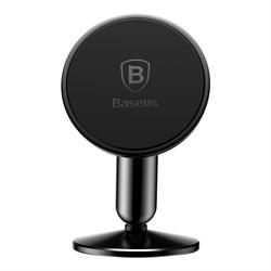 Держатель Baseus Bullet An on-board Magnetic Bracket (SUYZD-01) черный - фото 13393