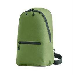 Рюкзак Xiaomi Zanjia Lightweight Small Backpack зеленый  - фото 13558