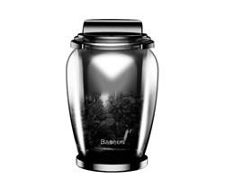 Ароматизатор Baseus Zeolite Car Fragrance (AMROU-01) черный - фото 13630