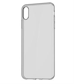 Силиконовый чехол Baseus Simplicity Series для Apple iPhone X/XS (ARAPIPH58-B01) - фото 13707