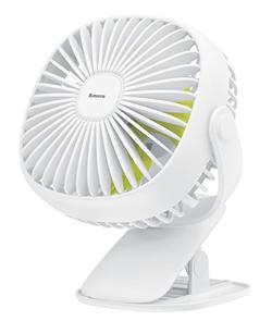 Настольный вентилятор Baseus Box Clamping Fan (CXFHD-02) белый - фото 13724