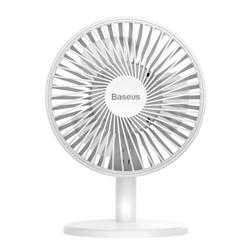 Настольный вентилятор Baseus Ocean Fan (CXSEA-02) белый  - фото 13727