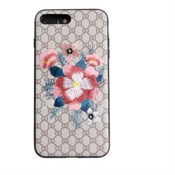 Чехол WK для Apple iPhone 6 Plus/6S Plus Embroidery Series WPC-048 - фото 13862