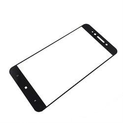 Защитное стекло Full Screen для XIAOMI Redmi Note 5A черный техпак - фото 13885