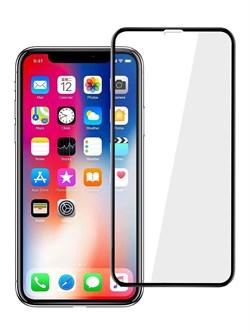 Защитное стекло Faison для APPLE iPhone X/XS черный - фото 13966