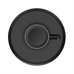 Беспроводное зарядное устройство Baseus YoYo для Apple Watch (WXYYQIW03-01) черный - фото 14939