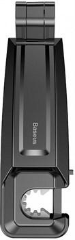 Держатель универсальный Baseus back seat hook mobile phone holder (SUHZ-A01) черный - фото 15045