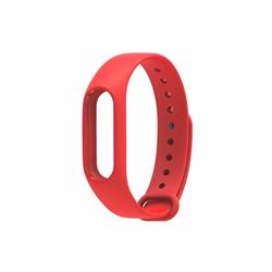 Ремешок для Xiaomi Mi Band 3/4 красный - фото 15864