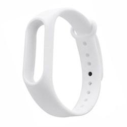 Ремешок для Xiaomi Mi Band 2 белый - фото 15924