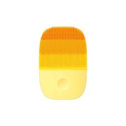Аппарат для ультразвуковой чистки лица Xiaomi inFace Electronic Sonic Beauty Facial желтый - фото 16008