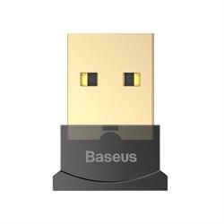 Bluetooth адаптер Baseus USB Bluetooth 4.0 черный (CCALL-BT01) - фото 16090