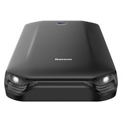 Портативное пусковое устройство для автомобиля Baseus Super Energy Car Jump Starter черный (CRJS01-01) - фото 16286