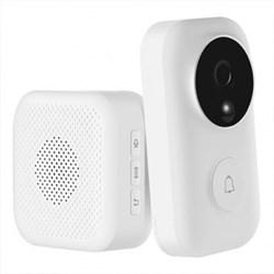 Умный дверной видео-звонок с динамиком Xiaomi Smart Video Doorbell (FJ01MLTZ ) - фото 16529
