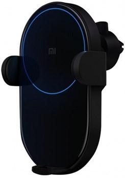 Беспроводное зарядное устройство для автомобиля Xiaomi Wireless Car Charger (WCJ02ZM) черный - фото 16729