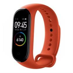 Фитнес-браслет Xiaomi Mi Band 4 красный - фото 17230