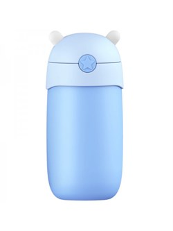 Детский термос Xiaomi MITU Rice Rabbit голубой - фото 17243