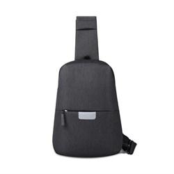 Сумка через плечо WiWU Shoulder Bag черная - фото 17336