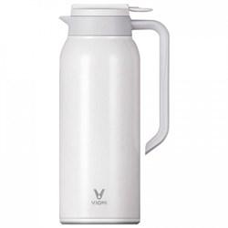 Термос Xiaomi Viomi Steel Vacuum Pot 1.5L белый - фото 17386