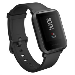 Смарт-часы Xiaomi Huami Amazfit Bip Lite (Global Version) черный - фото 17681