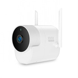 IP камера уличная Xiaomi Xiaovv Outdoor Panoramic Camera белый - фото 17817