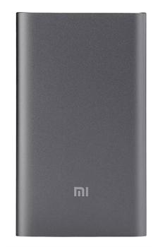Внешний аккумулятор Xiaomi Mi Power Bank 3 10000 mAh (PLM13ZM) темно-серый - фото 17829