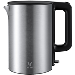 Чайник Xiaomi Viomi Electric Kettle (YM-K1506) серебристый - фото 17847
