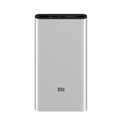 Внешний аккумулятор Xiaomi Mi Power Bank 3 10000 mAh (PLM13ZM) серебристый - фото 17926