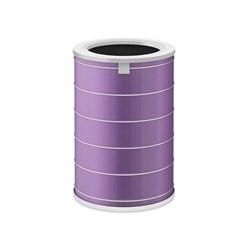 Антибактериальный фильтр для очистителя воздуха Xiaomi Mi Air Purifier (MCR-FLG) фиолетовый - фото 17938