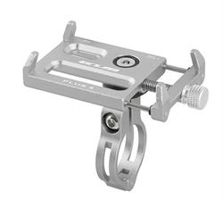 GUB Plus 8 держатель для телефона на велосипед серый - фото 18166