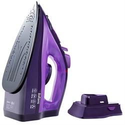 Утюг беспроводной Xiaomi Lofans Steam Iron (YD-012V) фиолетовый - фото 18313