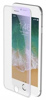 Защитное стекло для iPhone 6/6S/7/8 Baseus Full-screen Curved Tempered Glass белый (SGAPIPH8N-WA02) - фото 18569