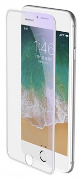Защитное стекло для iPhone 6 Plus/6S Plus/7 Plus/8 Plus Baseus Full-screen Curved Tempered Glass белый (SGAPIPH8P-WA02) - фото 18575