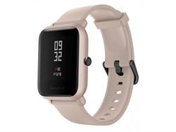 Смарт-часы Xiaomi Huami Amazfit Bip Lite (Global Version) розовый - фото 18725